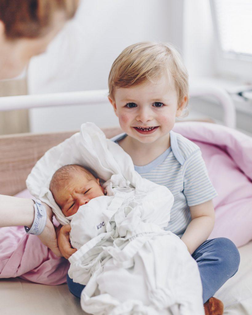 Pôrodnica - čo zbaliť?