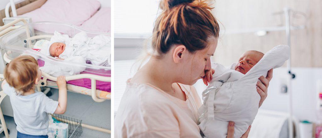 Deti v pôrodnici